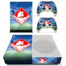 Piacenza Calcio skin decal for Xbox one S console and controllers
