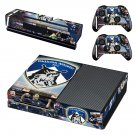 Oldham athletic AFC skin decal for Xbox one console and controllers
