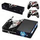 Tokyo Ghoul skin decal for Xbox one console and controllers