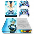 Dragon Ball Super skin decal for Xbox one S console and controllers