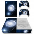 Bright Moon skin decal for Xbox one S console and controllers