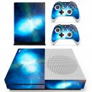 Bursting Moon skin decal for Xbox one S console and controllers