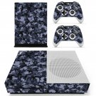 Military Camouflage skin decal for Xbox one S console and controllers