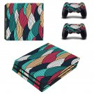 Graffiti Art ps4 pro skin decal for console and controllers