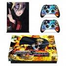 Naruto to Boruto Shinobi Striker xbox one X skin decal for console and 2 controllers