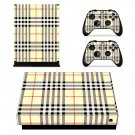 Pattern xbox one X skin decal for console and 2 controllers