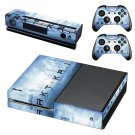 Arktika.1 skin decal for Xbox one console and controllers