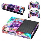 My Little Pony The Movie skin decal for Xbox one console and controllers