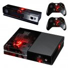 The Evil Within 2 skin decal for Xbox one console and controllers