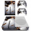 LawBreakers skin decal for Xbox one S console and controllers