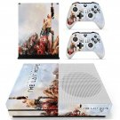 Serious Sam VR The Last Hope skin decal for Xbox one S console and controllers