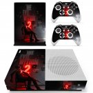 The Evil Within 2 skin decal for Xbox one S console and controllers