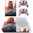 Total war arena boudicca skin decal for Xbox one S console and controllers