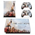 Serious Sam VR The Last Hope skin decal for Xbox one X console and controllers