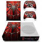 Spider-Man skin decal for Xbox one S console and controllers