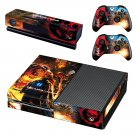 Gears of War skin decal for Xbox one console and controllers