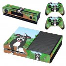 Good boy Mr pickles skin decal for Xbox one console and controllers