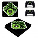 Mr Pickles ps4 slim skin decal for console and controllers