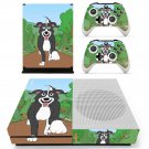 Good boy Mr pickles skin decal for Xbox one S console and controllers