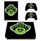 Mr Pickles skin decal for Xbox one X console and controllers