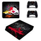 Michael Jordan ps4 slim skin decal for console and controllers