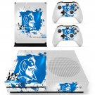 Duke blue devils meme skin decal for Xbox one S console and controllers