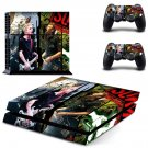 Green day sum 41  ps4 skin