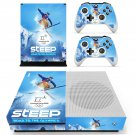 Pyeongchang 2018 skin decal for Xbox one S console and controllers