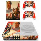 Mao Zedong skin decal for Xbox one S console and controllers