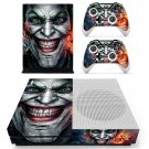 Joker skin decal for Xbox one S console and controllers