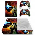 Music my life skin decal for Xbox one S console and controllers