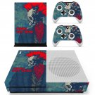 Punks Not Dead skin decal for Xbox one S console and controllers