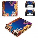 Ice Age ps4 pro skin decal for console and controllers