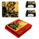 Chinese Revolution ps4 slim skin
