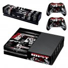 American Idiot skin decal for Xbox one console and controllers