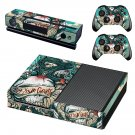 Set your goals skin decal for Xbox one console and controllers