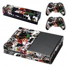Music bands skin decal for Xbox one console and controllers