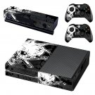 Devil Skulls skin decal for Xbox one console and controllers