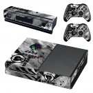 Punk forever skin decal for Xbox one console and controllers