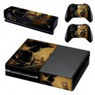Punk Guitar skin decal for Xbox one console and controllers
