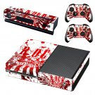 Music rock skin decal for Xbox one console and controllers