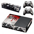Fox Boro Hot tubs skin decal for Xbox one console and controllers