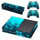 Prismic Art skin decal for Xbox one console and controllers