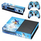 Pyeongchang 2018 skin decal for Xbox one console and controllers