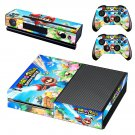 Mario  Rabbids Kingdom Battle skin decal for Xbox one console and controllers