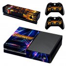 Avengers infinity war skin decal for Xbox one console and controllers