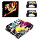 Fairy Tail ps4 pro skin