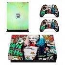 Harley Quinn Xbox one X skin