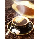 Cup of coffee Diamond Painting DIY kit Canvas Painting Wall Art Mosaic Painting