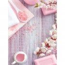 pink spa Diamond Painting DIY kit Canvas Painting Wall Art Mosaic Painting